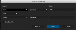 Premiere Pro 2014 IBC Render and Replace